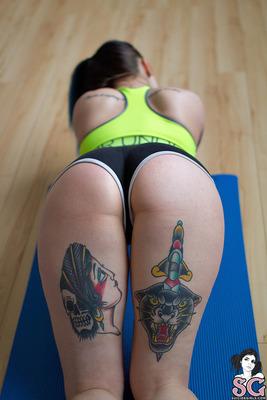 Boob Workout - 02