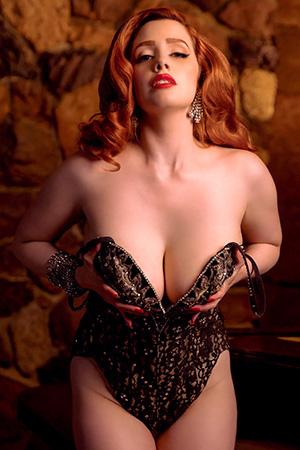 Jessica Rabbit Vibe
