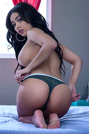 Aaliyah Hadid in 'Fuck Marriage' via Brazzers