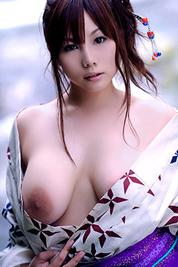 Kanon Ohzora in 'Japanese AV Model Kanon Ohzora Exposes her Floppy  Tits' via Sex Asian 18