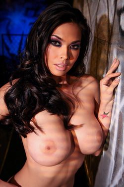 Tera Patrick in 'Graffiti Club' via Tera Patrick Official