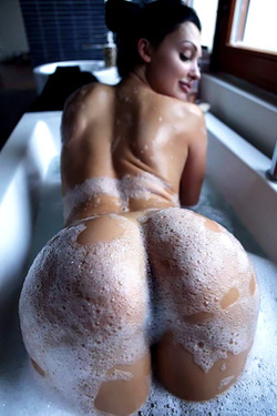 Aletta Ocean in 'Bubble Bath' via 21sextury