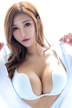 Lavinia in 'Oriental Tits' via All Gravure
