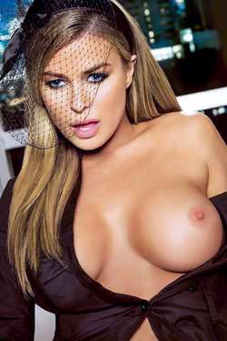 Carmen Electra in 'Nude Candids' via Exploited Fame