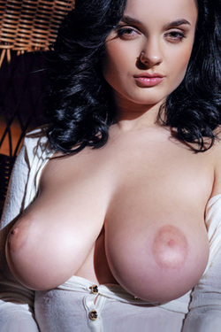 Lana I in 'Epic Boobs' via Met-Art