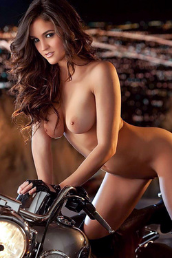 Jaclyn Swedberg in 'Playmates Collection' via Playboy