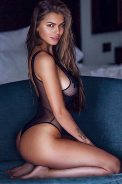 Viki Odintcova in 'Russian Babe' via Mr Skin